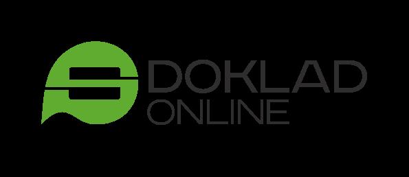 Doklad online logo